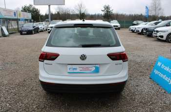 Volkswagen Tiguan F-Vat, Gwarancja, Salon Polska, Klimatronik, Czujnki Parkowania