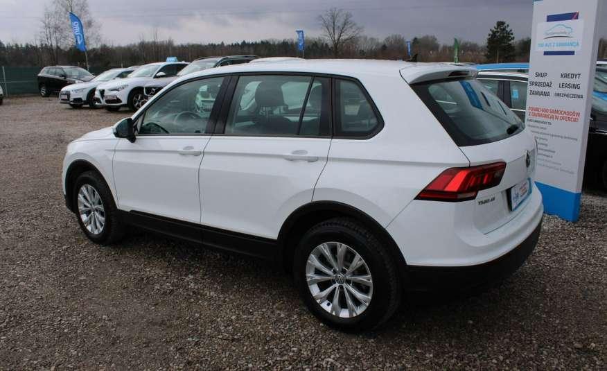 Volkswagen Tiguan F-Vat, Gwarancja, Salon Polska, Klimatronik, Czujnki Parkowania zdjęcie 4