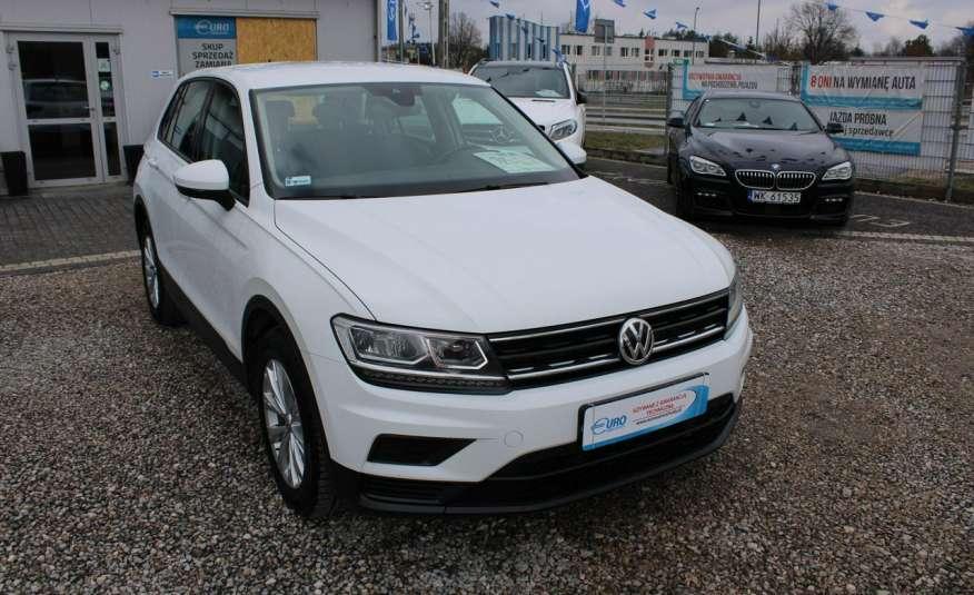 Volkswagen Tiguan F-Vat, Gwarancja, Salon Polska, Klimatronik, Czujnki Parkowania zdjęcie 8