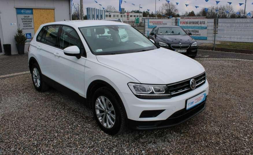 Volkswagen Tiguan F-Vat, Gwarancja, Salon Polska, Klimatronik, Czujnki Parkowania zdjęcie 9