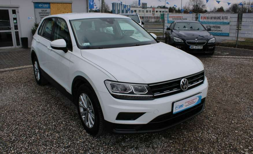 Volkswagen Tiguan F-Vat, Gwarancja, Salon Polska, Klimatronik, Czujnki Parkowania zdjęcie 10