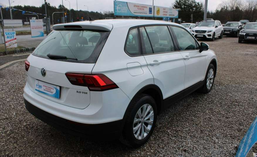 Volkswagen Tiguan F-Vat, Gwarancja, Salon Polska, Klimatronik, Czujnki Parkowania zdjęcie 11