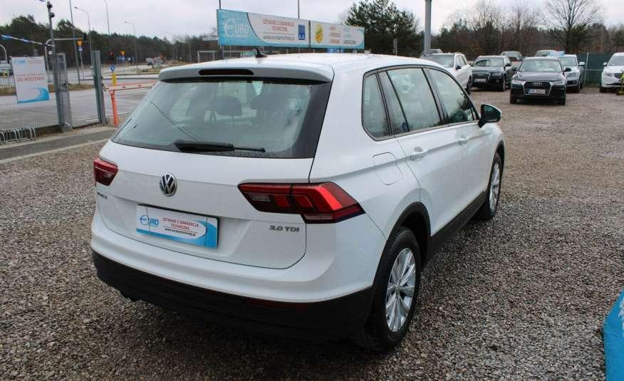 Volkswagen Tiguan F-Vat, Gwarancja, Salon Polska, Klimatronik, Czujnki Parkowania zdjęcie 12