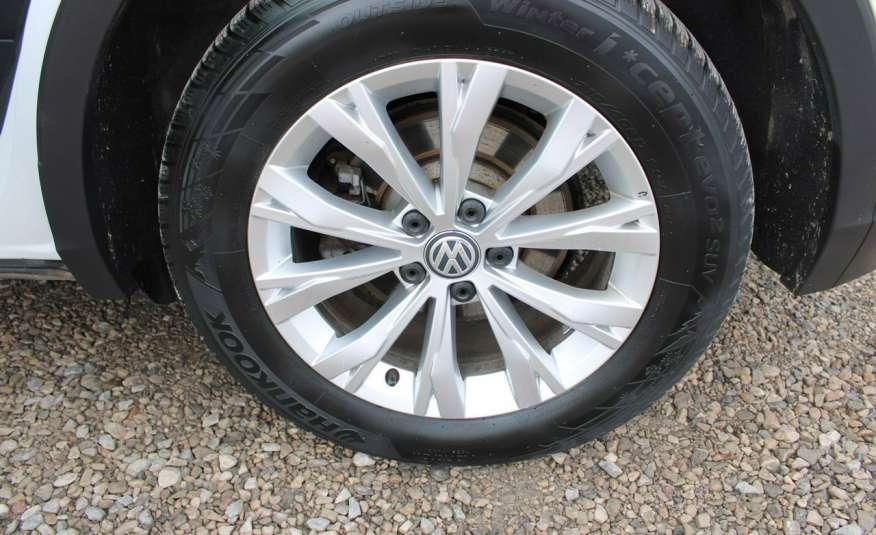 Volkswagen Tiguan F-Vat, Gwarancja, Salon Polska, Klimatronik, Czujnki Parkowania zdjęcie 19