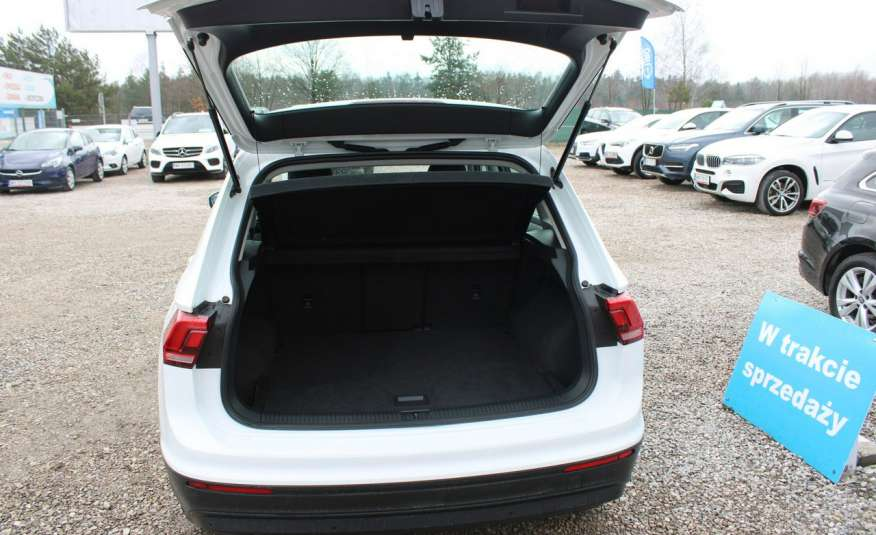 Volkswagen Tiguan F-Vat, Gwarancja, Salon Polska, Klimatronik, Czujnki Parkowania zdjęcie 29