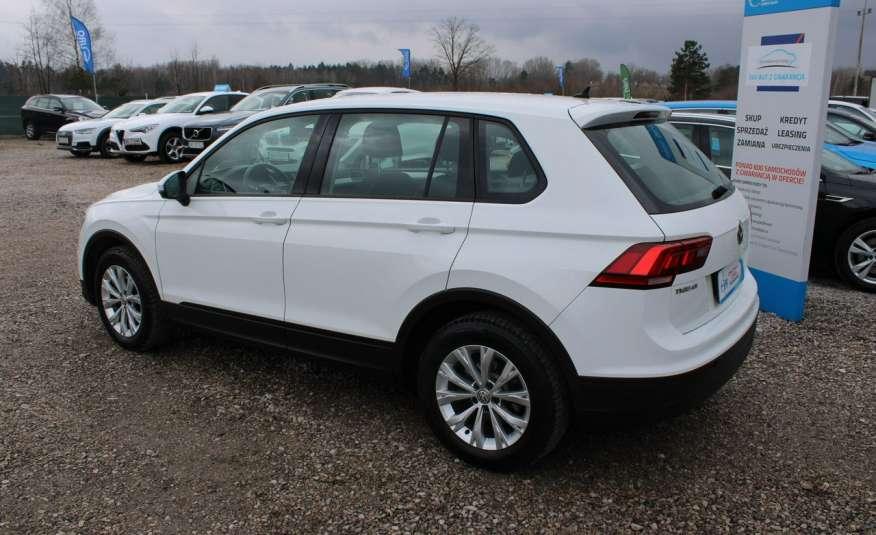 Volkswagen Tiguan F-Vat, Gwarancja, Salon Polska, Klimatronik, Czujnki Parkowania zdjęcie 31