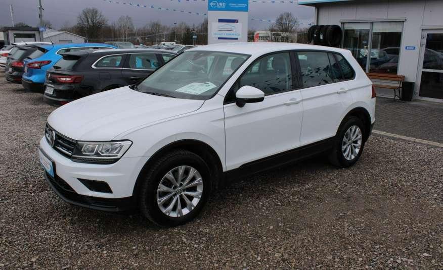 Volkswagen Tiguan F-Vat, Gwarancja, Salon Polska, Klimatronik, Czujnki Parkowania zdjęcie 32