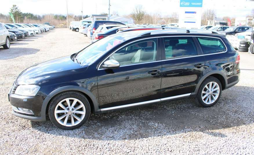 Volkswagen Passat Led xenon Automat ALLTRACK 4x4, kamera zdjęcie 2