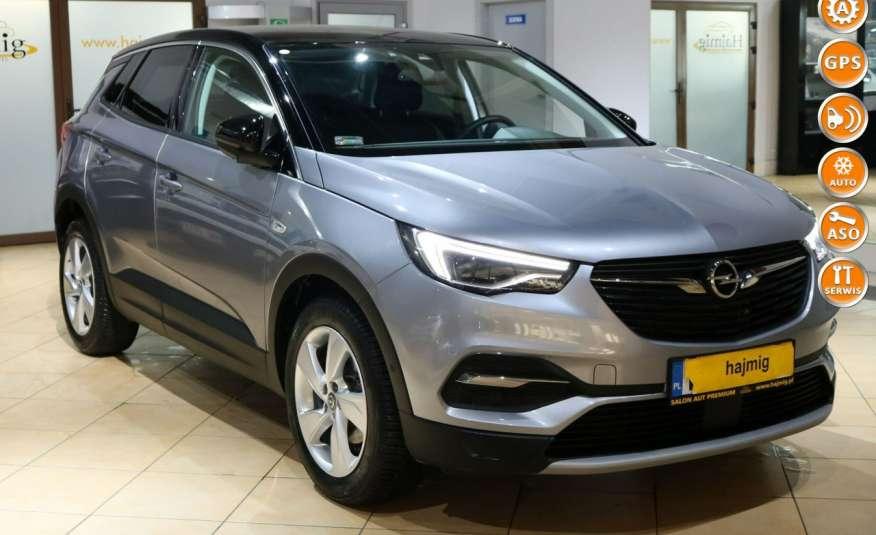 Opel Grandland X T Elite S/S automat + Pakiety, fv VAT 23, salon PL zdjęcie 1