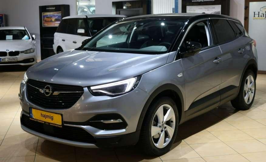 Opel Grandland X T Elite S/S automat + Pakiety, fv VAT 23, salon PL zdjęcie 2