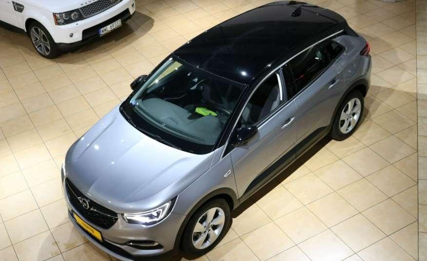Opel Grandland X T Elite S/S automat + Pakiety, fv VAT 23, salon PL zdjęcie 3