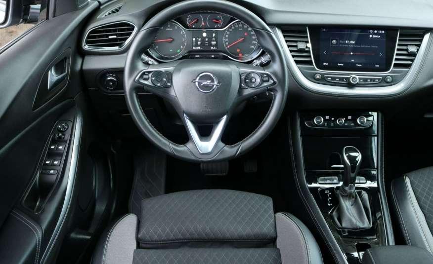 Opel Grandland X T Elite S/S automat + Pakiety, fv VAT 23, salon PL zdjęcie 4