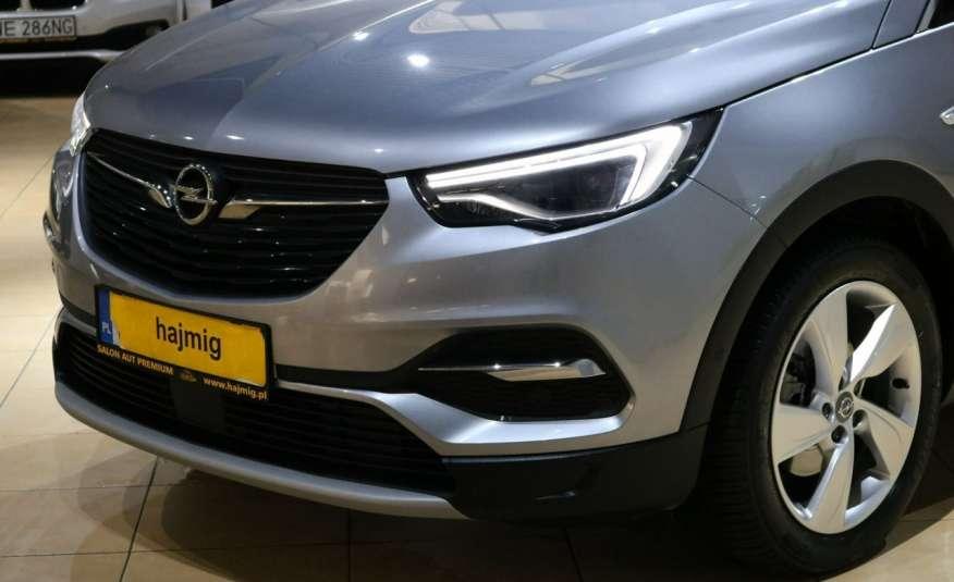 Opel Grandland X T Elite S/S automat + Pakiety, fv VAT 23, salon PL zdjęcie 13