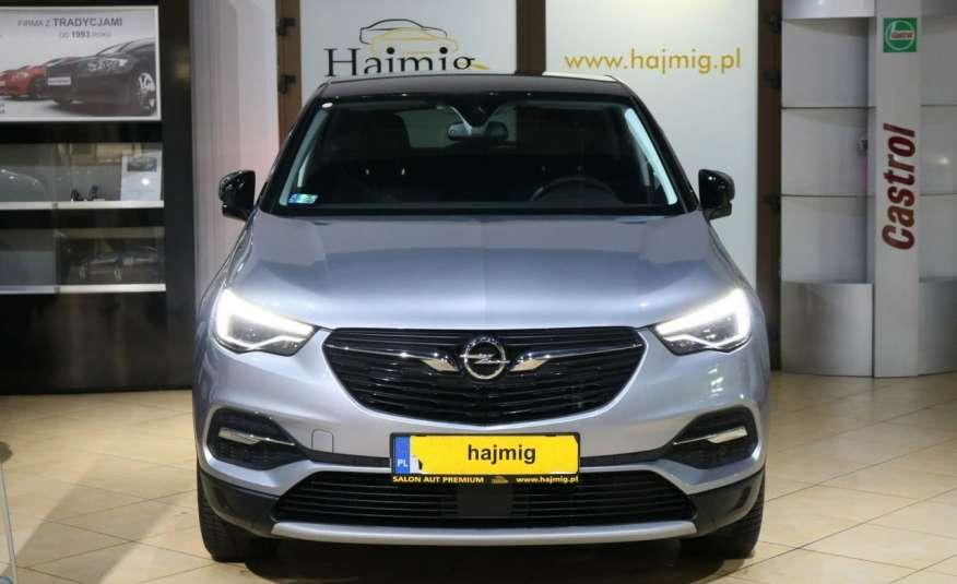 Opel Grandland X T Elite S/S automat + Pakiety, fv VAT 23, salon PL zdjęcie 22