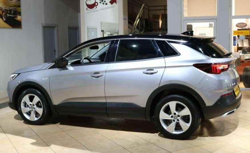 Opel Grandland X T Elite S/S automat + Pakiety, fv VAT 23, salon PL zdjęcie 40