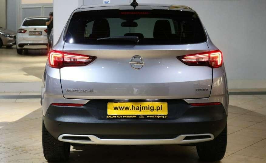 Opel Grandland X T Elite S/S automat + Pakiety, fv VAT 23, salon PL zdjęcie 41