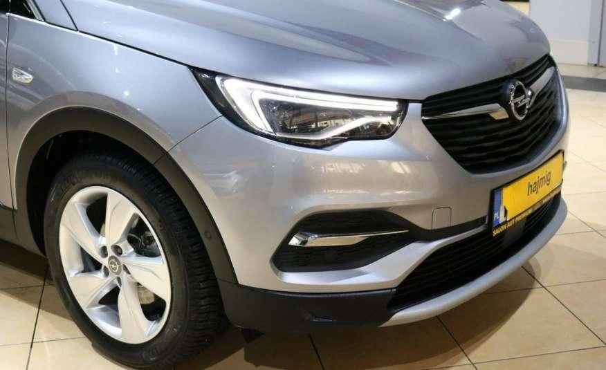 Opel Grandland X T Elite S/S automat + Pakiety, fv VAT 23, salon PL zdjęcie 42