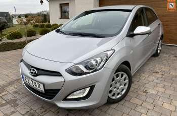 Hyundai i30 1.4 z Niemiec 6 biegów ładny bezwypadkowy po opłatach Cz wa 12r
