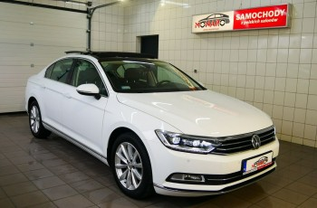 Volkswagen Passat HIGHLINE, Virtual Cockpit, Panorama • Salon PL • Serwis • Bezwypadkowy