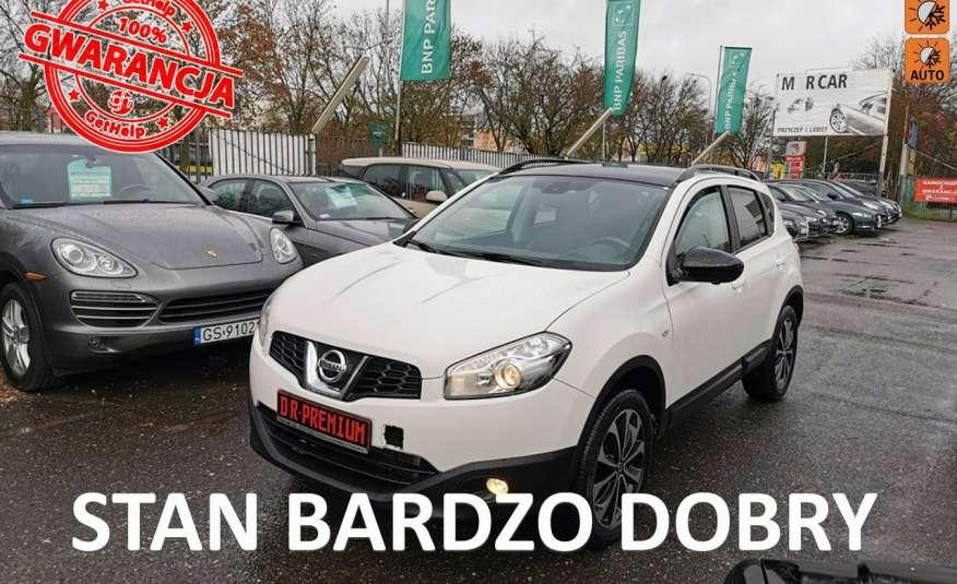 Nissan Qashqai 1.5 DCI 110 KM, Panorama, Navi, Bluetooth, Kamera 360°, Pół skóry, zdjęcie 1