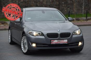 BMW 520 520d 184KM Manual 2012r. Skóra NAVi 2xPDC Alu19 Polecam