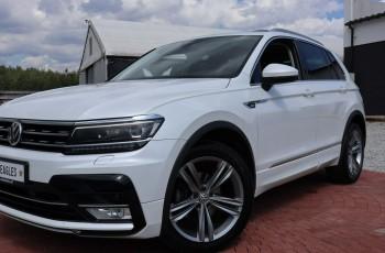 Volkswagen Tiguan PRZEPIĘKNY SUV Bardzo zadbany ## Ambiente # Opłacony R-LINE