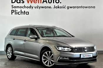 Volkswagen Passat 2.0TDI 190KM, R-Line, DSG, Variant, Salon PL,