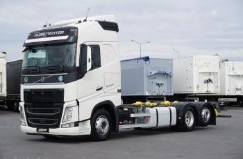 Volvo / FH / 460 / E 6 / ACC / BDF - MULTIWESCHLER / 7.15 , 7.45 , 7.82 / 3 OSIE