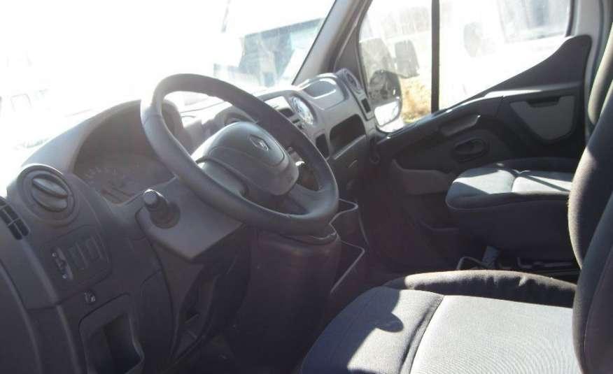 Renault MASTER 125dci.. NISKOPODWOZIOWY KONTENER 4.10-M. KLIMA zdjęcie 9
