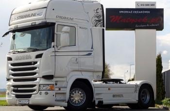 Scania R 490 / TOPLINE / RETARDER / NAVI / I-COOL / BOGATE WYPOSAŻENIE /