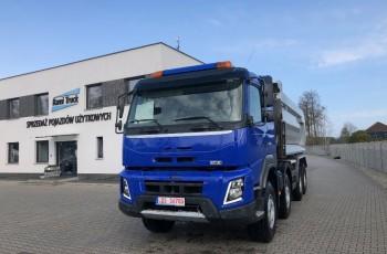 Volvo FMX 8x4, .