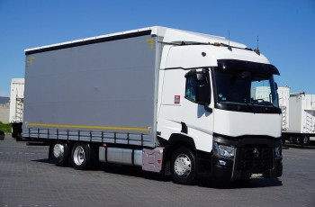 Renault / GAMA T 480 / ACC / EURO 6 / RETARDER / FIRANKA / 18 PALET