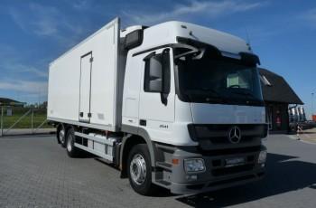 Mercedes ACTROS 2541 CHŁODNIA + WINDA /