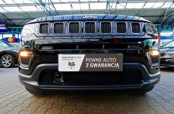 Jeep Compass 3 LATA GWARANCJA I-wł Kraj Bezwypadkowy SPORT TURBO 140KM FV23% 4x2