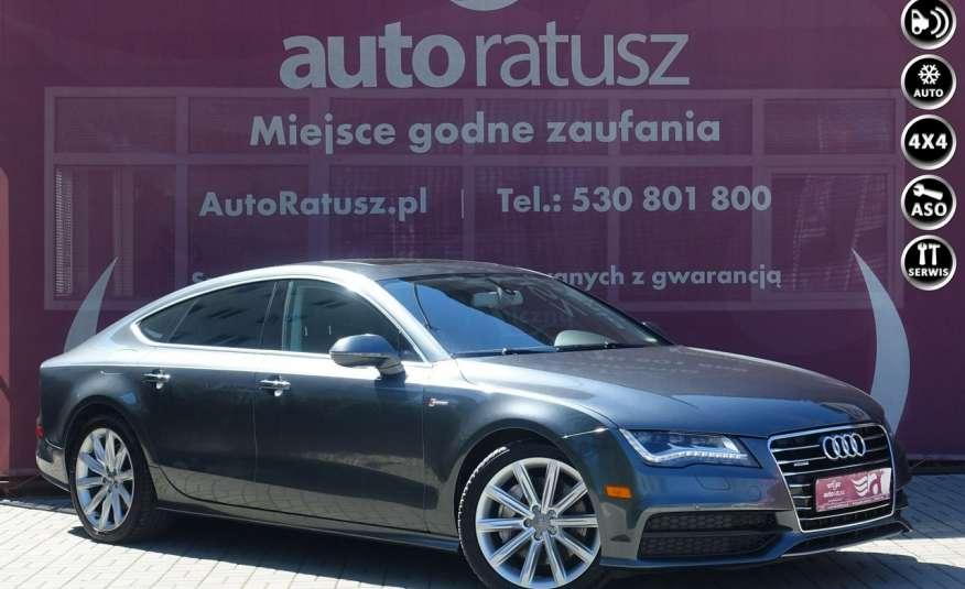 Audi A7 AUTOMAT Gwarancja Zadbany 3.0T 301 KM quattro zdjęcie 1