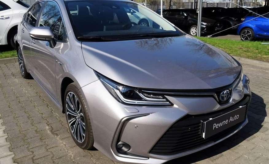Toyota Corolla 1.8 HSD 122KM COMFORT STYLE TECH NAVI, salon Polska, gwarancja, FV23% zdjęcie 1