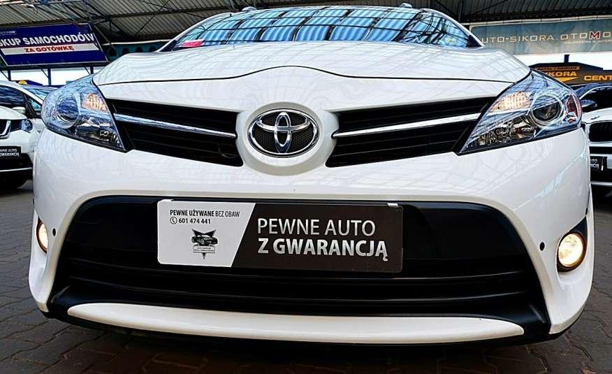 Toyota Verso 3 Lata GWARANCJA I-wł Kraj Bezwypadkowa Kamera+SafetySense FV vat 23% 4x2 zdjęcie 1