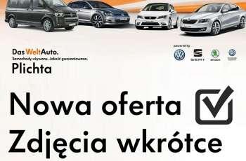 Volkswagen Crafter 2.0TDI 140KM, 3-miejsca, Winda, Salon PL, Gwarancja