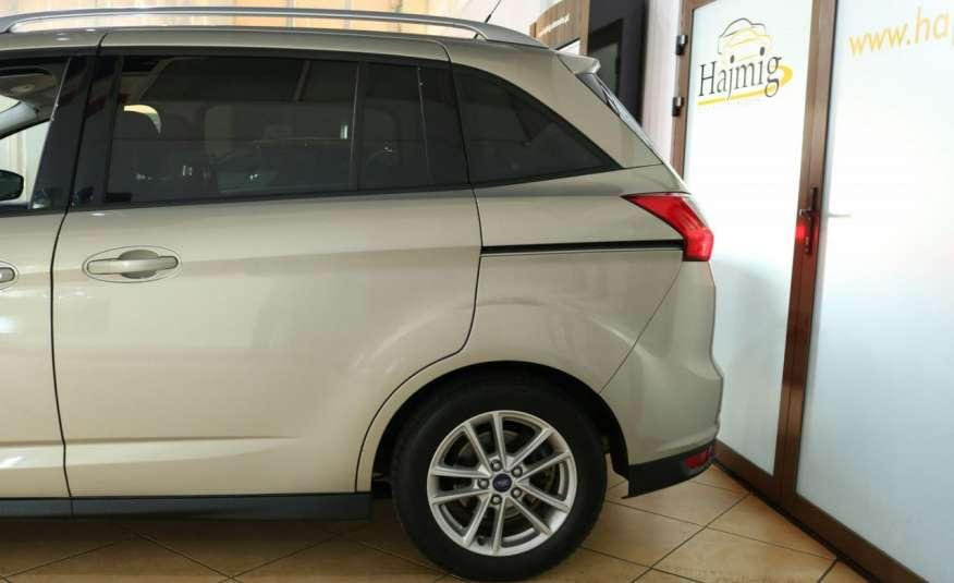 FORD Grand C-MAX TDCi Trend ASS + Pakiety, Gwarancja x 5, salon Pl, fv VAT 23 zdjęcie 13