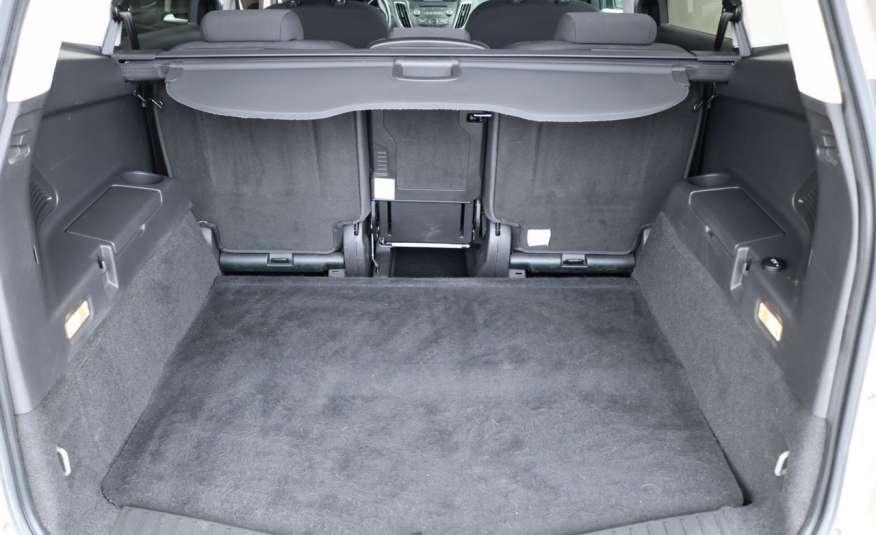 FORD Grand C-MAX TDCi Trend ASS + Pakiety, Gwarancja x 5, salon Pl, fv VAT 23 zdjęcie 21