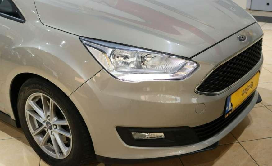 FORD Grand C-MAX TDCi Trend ASS + Pakiety, Gwarancja x 5, salon Pl, fv VAT 23 zdjęcie 36