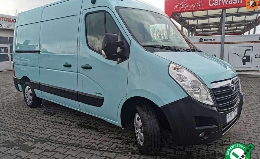 Opel Movano zdjęcie 1