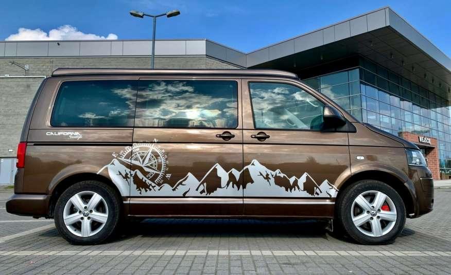 Volkswagen Multivan Camper 2.0tdi 140KM 4Motion navi kamera stolik 5xłóżko gwarancji zdjęcie 6