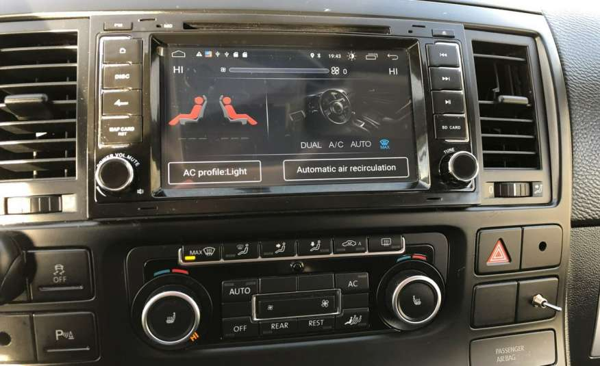 Volkswagen Multivan Camper 2.0tdi 140KM 4Motion navi kamera stolik 5xłóżko gwarancji zdjęcie 13