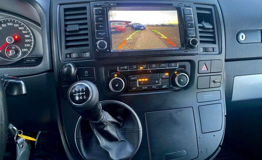 Volkswagen Multivan Camper 2.0tdi 140KM 4Motion navi kamera stolik 5xłóżko gwarancji zdjęcie 15