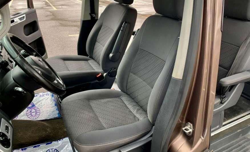 Volkswagen Multivan Camper 2.0tdi 140KM 4Motion navi kamera stolik 5xłóżko gwarancji zdjęcie 18