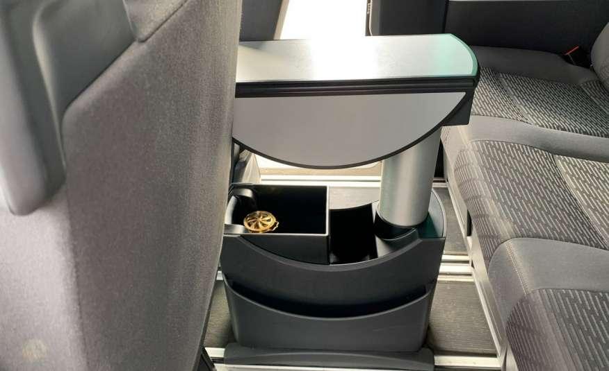 Volkswagen Multivan Camper 2.0tdi 140KM 4Motion navi kamera stolik 5xłóżko gwarancji zdjęcie 20