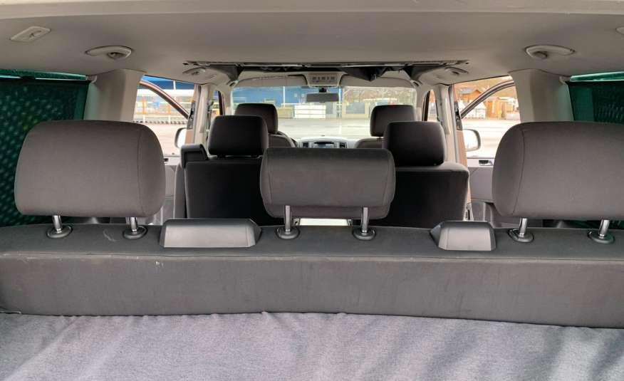 Volkswagen Multivan Camper 2.0tdi 140KM 4Motion navi kamera stolik 5xłóżko gwarancji zdjęcie 22