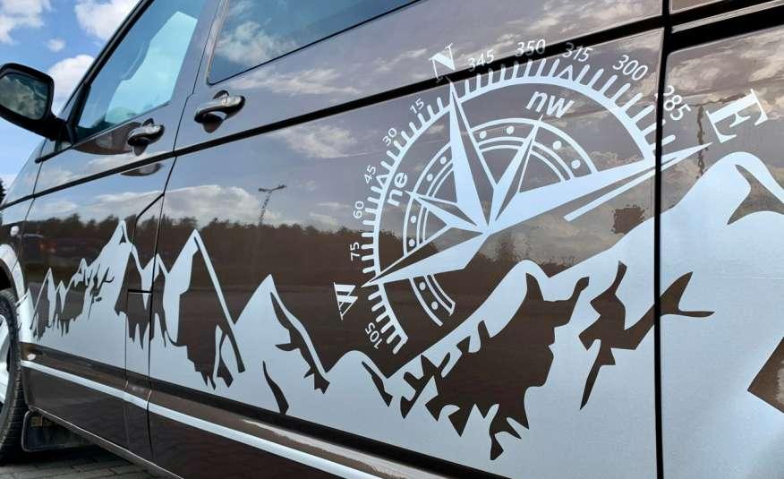 Volkswagen Multivan Camper 2.0tdi 140KM 4Motion navi kamera stolik 5xłóżko gwarancji zdjęcie 34