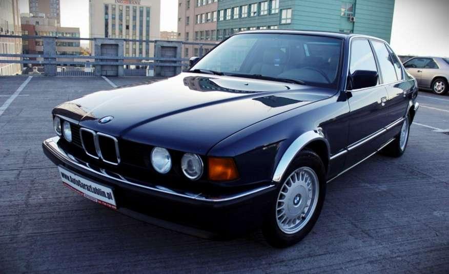 BMW 730 3.0 Benzyna 188KM Manual Klima Alufelgi RARYTAS zdjęcie 1
